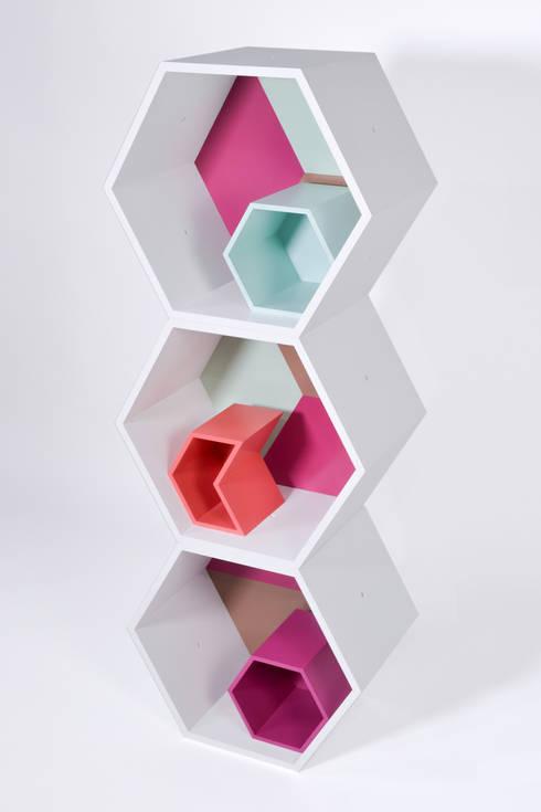 PANAL by APOTEMA: Habitaciones infantiles de estilo  por APOTEMA Estudio de Diseño
