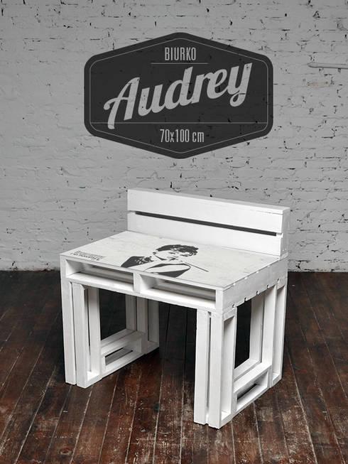 Tailormade Furniture의  서재/사무실