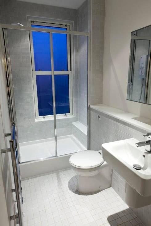 En suite after:   by Ben Jurin Architecture Ltd