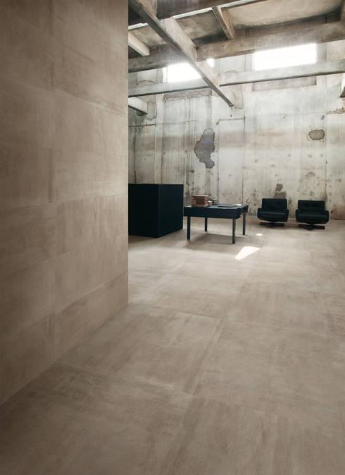 Collezione REVSTONE : Pareti & Pavimenti in stile  di Ceramica Sant'Agostino