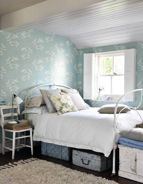 Dormitorios de estilo  por B&B Distribuzione