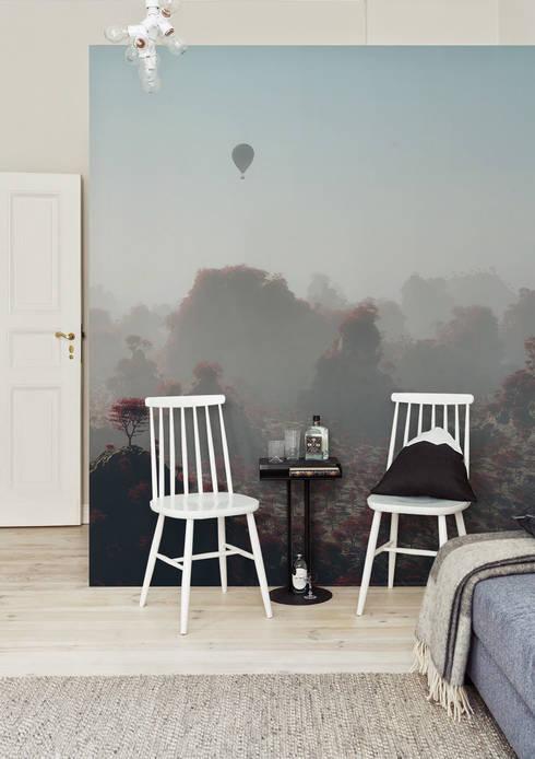 Inspirujące wnętrza: styl , w kategorii Ściany i podłogi zaprojektowany przez REDRO