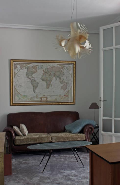 Despacho: Estudio de estilo  de CYL estudio