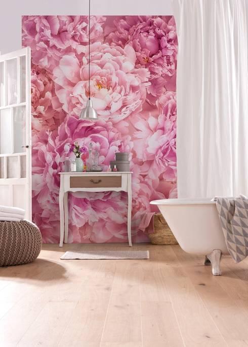 Projekty,  Ściany i podłogi zaprojektowane przez fototapete.de