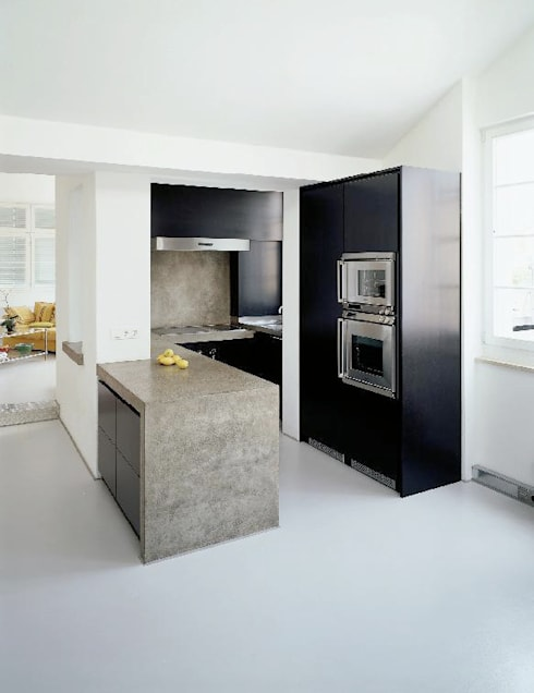 Кухня в . Автор – Atelier Thomas Grögler