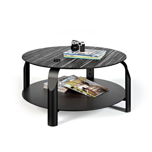 Scale coffee table: Sala de estar  por Temahome