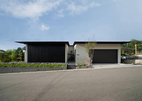 外観: Egawa Architectural Studioが手掛けた家です。