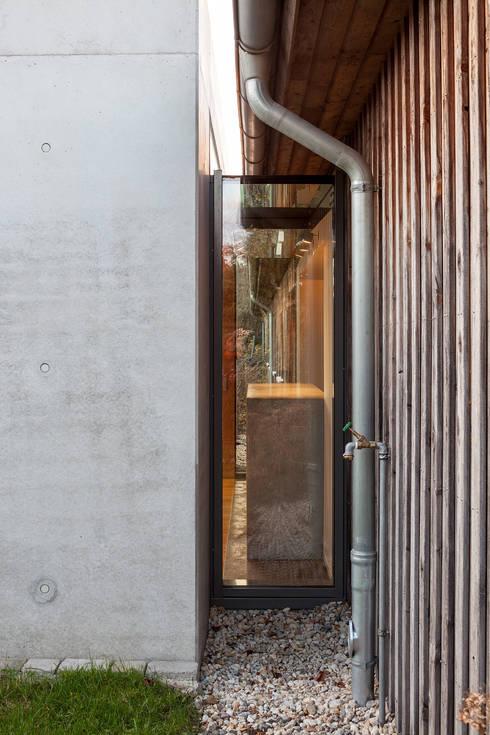 Wohnhaus bei Leipzig:  Häuser von WOLTERECK FITZNER