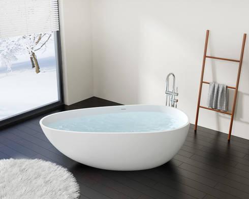 freistehende badewannen von badeloft von badeloft gmbh. Black Bedroom Furniture Sets. Home Design Ideas