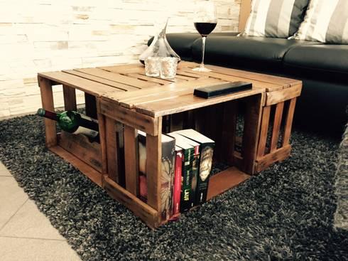 couchtische von eigen art homify. Black Bedroom Furniture Sets. Home Design Ideas