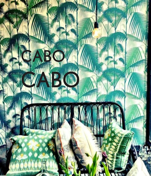 CABO CABO: Terrasse de style  par Marisa