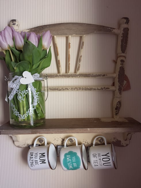 Shabby Chic Home Accessories: classic Kitchen by TreatBox