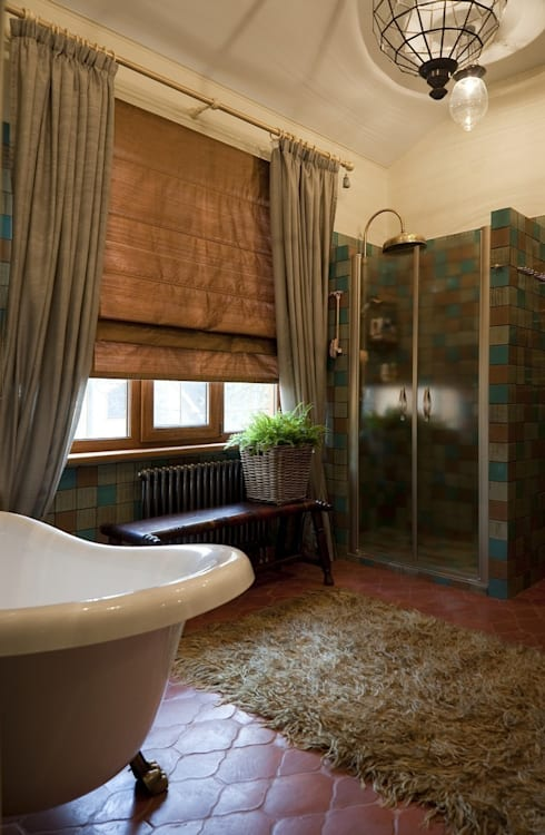 Baños de estilo  de Irina Tatarnikova