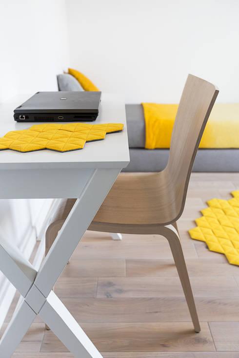 miniszyk: styl , w kategorii Pokój dziecięcy zaprojektowany przez unikat:lab