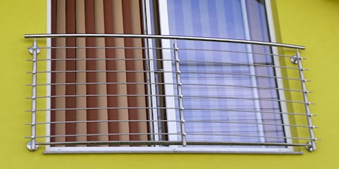franz sische balkone von stalmach group homify. Black Bedroom Furniture Sets. Home Design Ideas