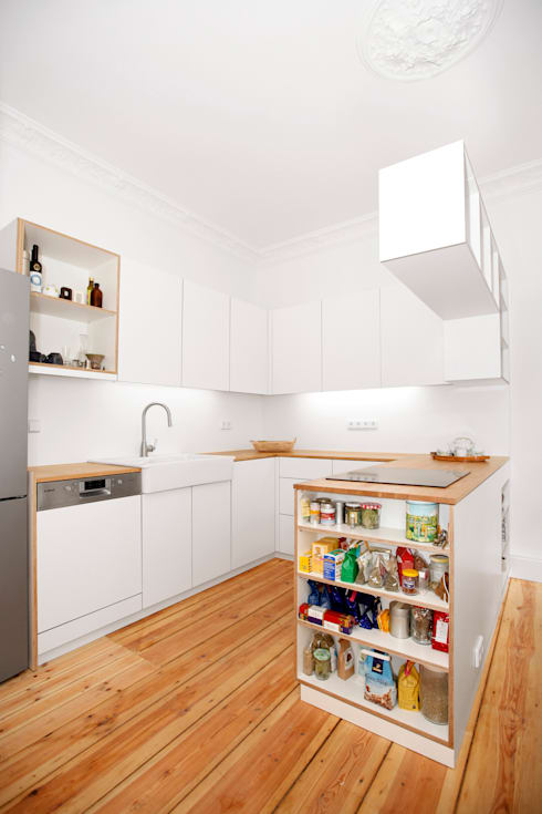 architektur und m beldesign umbau einer altbauwohnung. Black Bedroom Furniture Sets. Home Design Ideas