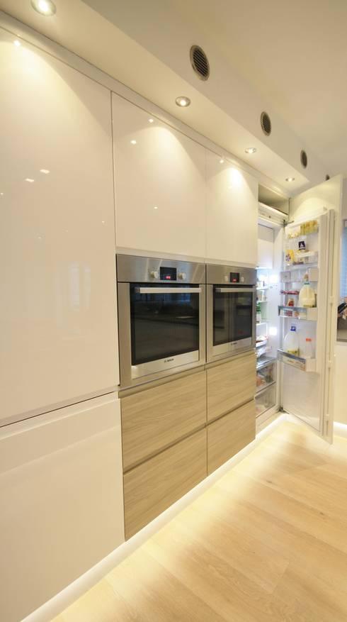 مطبخ تنفيذ Kitchencraft