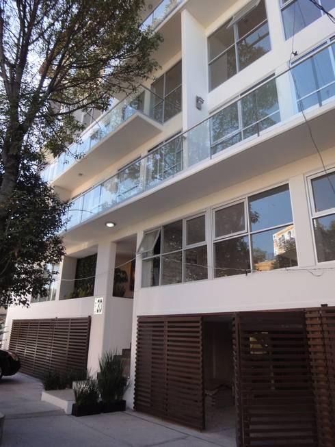 TEPIC 30: Casas de estilo minimalista por IARKITECTURA