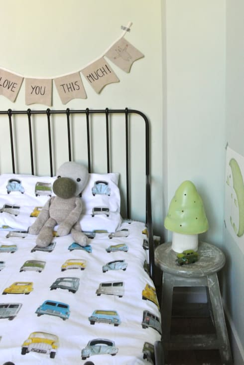 Nursery/kid's room by Kinderkamervintage