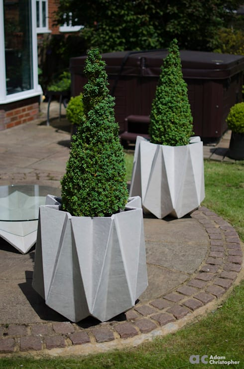 Adam Christopher Design의  정원