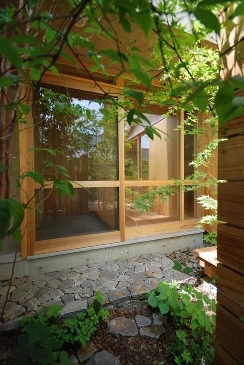 神谷建築スタジオ의  주택