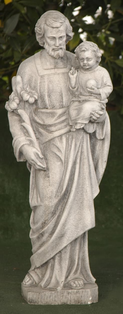 Figuras decorativas de jard n by ana parra homify for Figuras decorativas para jardin