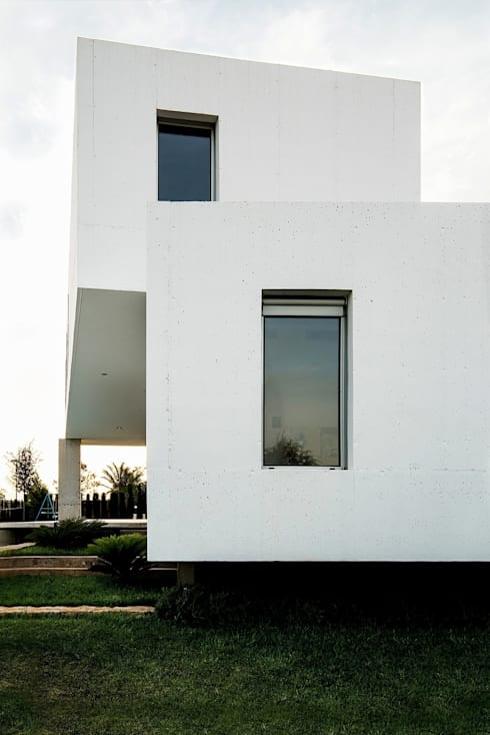 Häuser von Ascoz Arquitectura