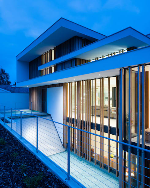 modern Houses by Selencky///Parsons