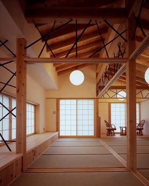 臥室 by TAMAI ATELIER