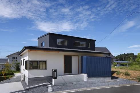 安中榛名の家: TAMAI ATELIERが手掛けた家です。