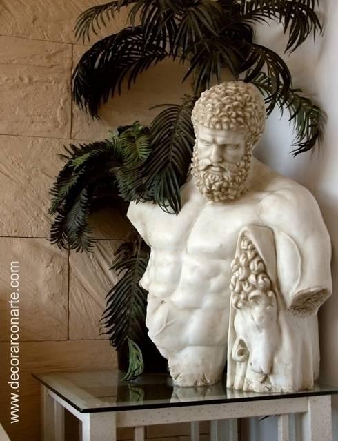 Esculturas y ornamentos cl sicos para el jard n de - Esculturas decoracion ...