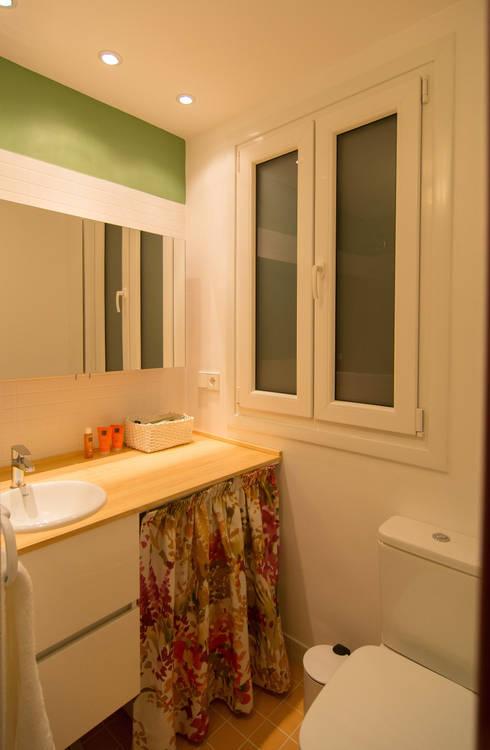 ห้องน้ำ by Apal Estudio