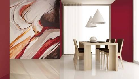 Salones de murales divinos homify for Murales salon modernos