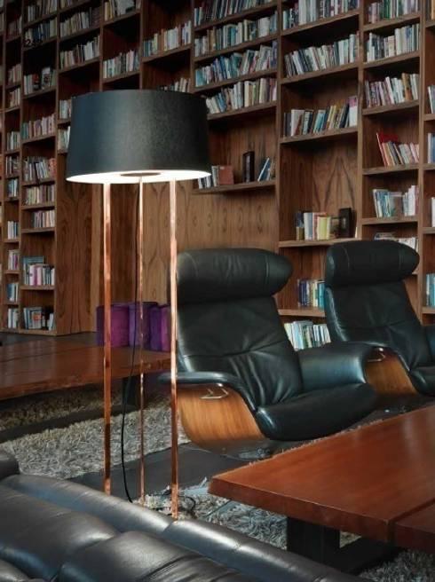 Salas de estilo  por TusLámparasOnline