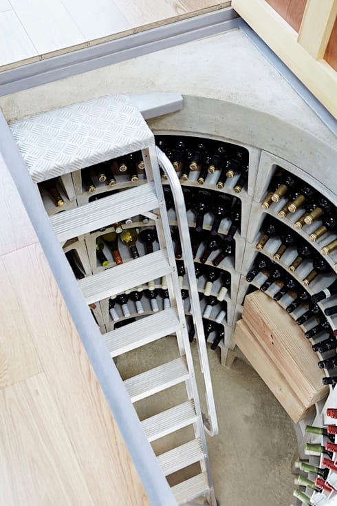 The Essential Cellar By Spiral Cellars Homify