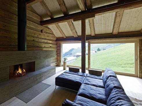 Stallausbau s von hammerer ztgmbh architekten homify for Architekten wohnzimmer