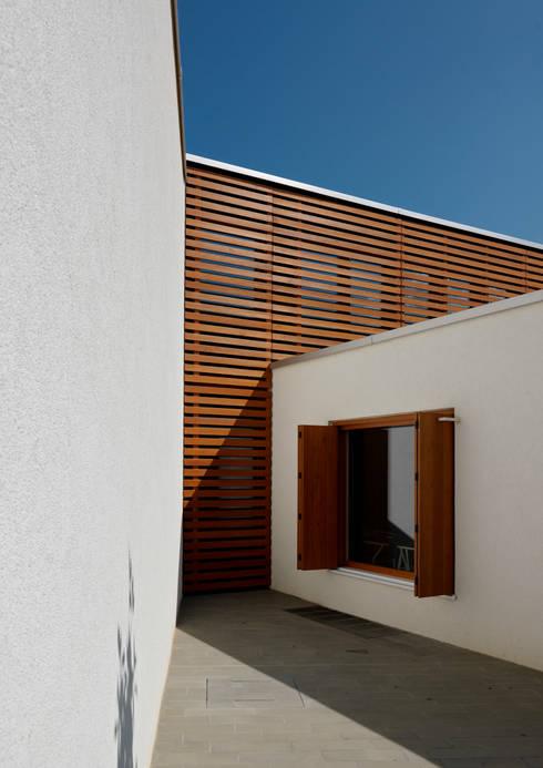Projekty,  Okna i drzwi zaprojektowane przez Impronta