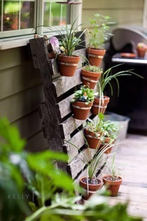 etagiere:  Tuin door MR Pallets en Kisten