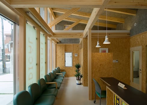 のぞみ薬局Ⅰ: ISDアーキテクト/一級建築士事務所が手掛けた商業空間です。