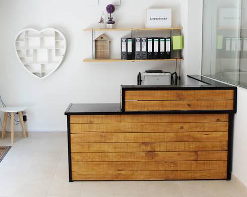 Mobiliario decoracion cool ideas para el jardn decorar - Mobiliario para negocios ...
