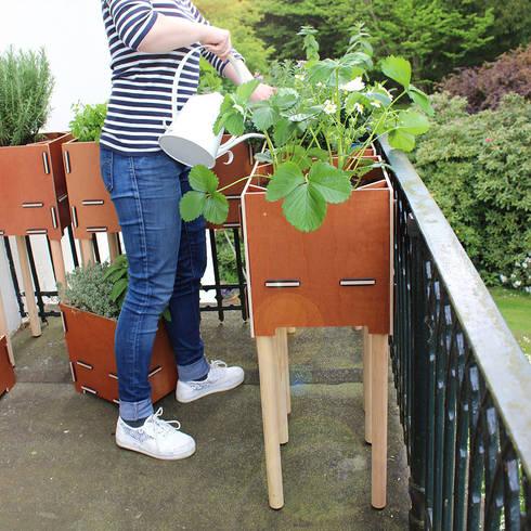 Urban Gardening mit WERKHAUS outsider von Werkhaus Design + ...