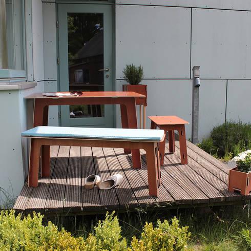 Urban gardening mit werkhaus outsider von werkhaus design for Design von zierpflanzen