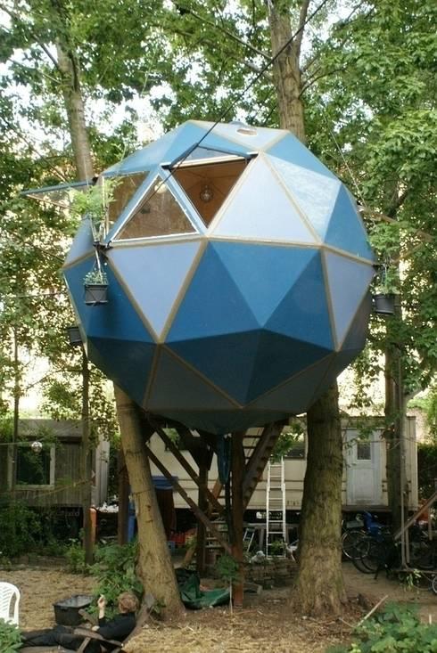 Casas ecléticas por Luftschlösser