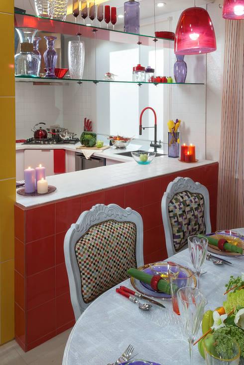 Дачный авангард: Кухни в . Автор – Bureau GN