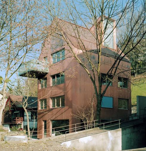 Haus Faraday:   von Jomini & Zimmermann Architekten