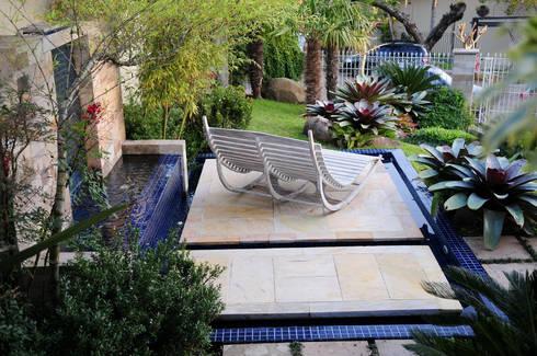 Original: Jardins modernos por Loro Arquitetura e Paisagismo