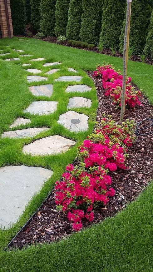 Zielony Architekt:  tarz Bahçe