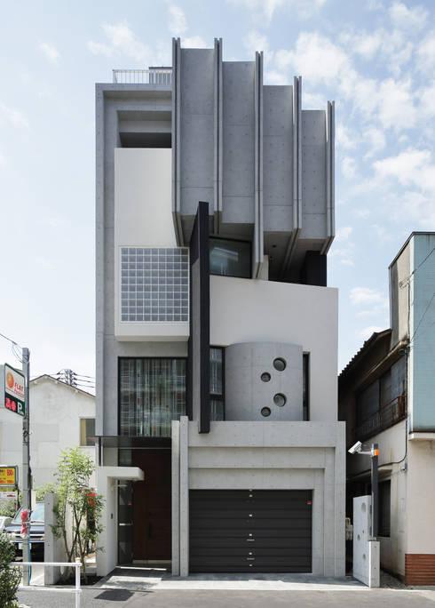Rumah by 平野智司計画工房