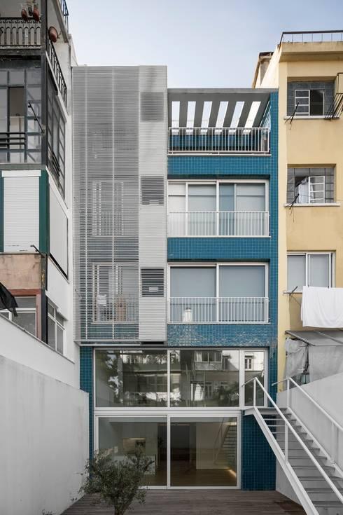 Casas minimalistas por João Tiago Aguiar, arquitectos