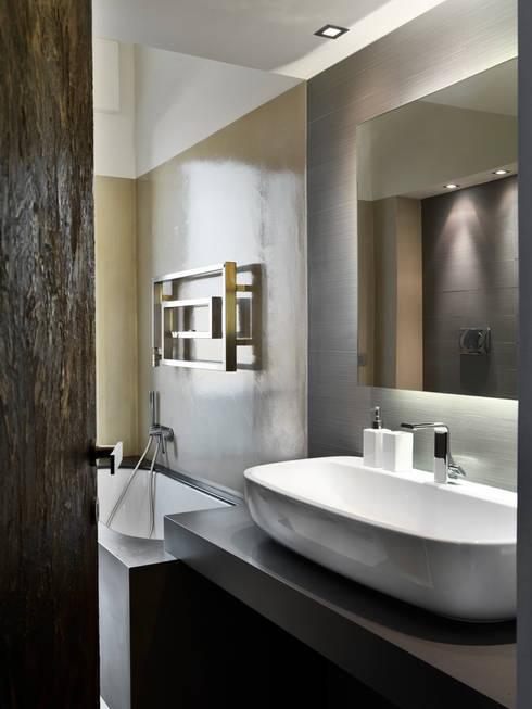 Badezimmer von D3 Architetti Associati